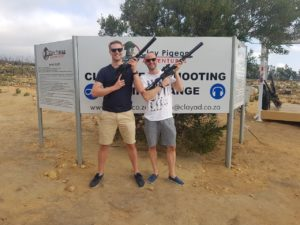 two men shooter